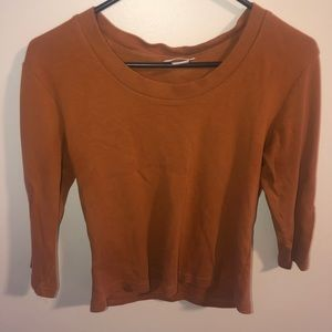 Tops - Orange t shirt